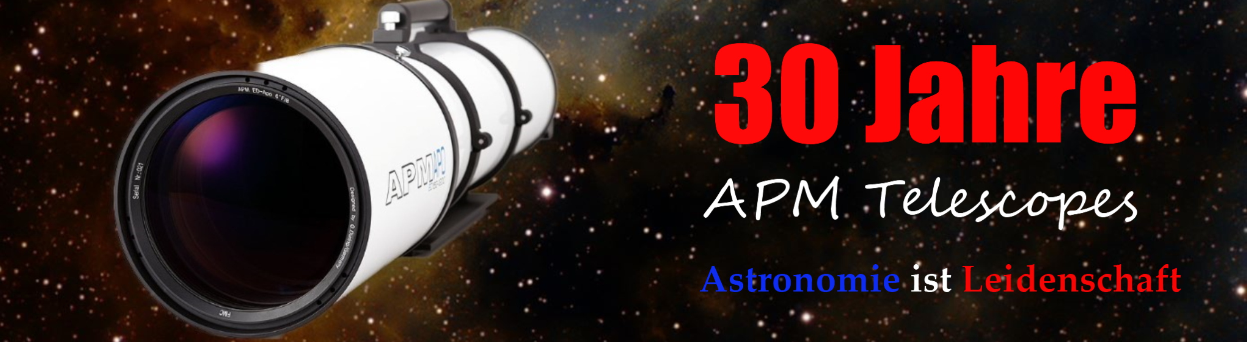 APM Telescopes Blog